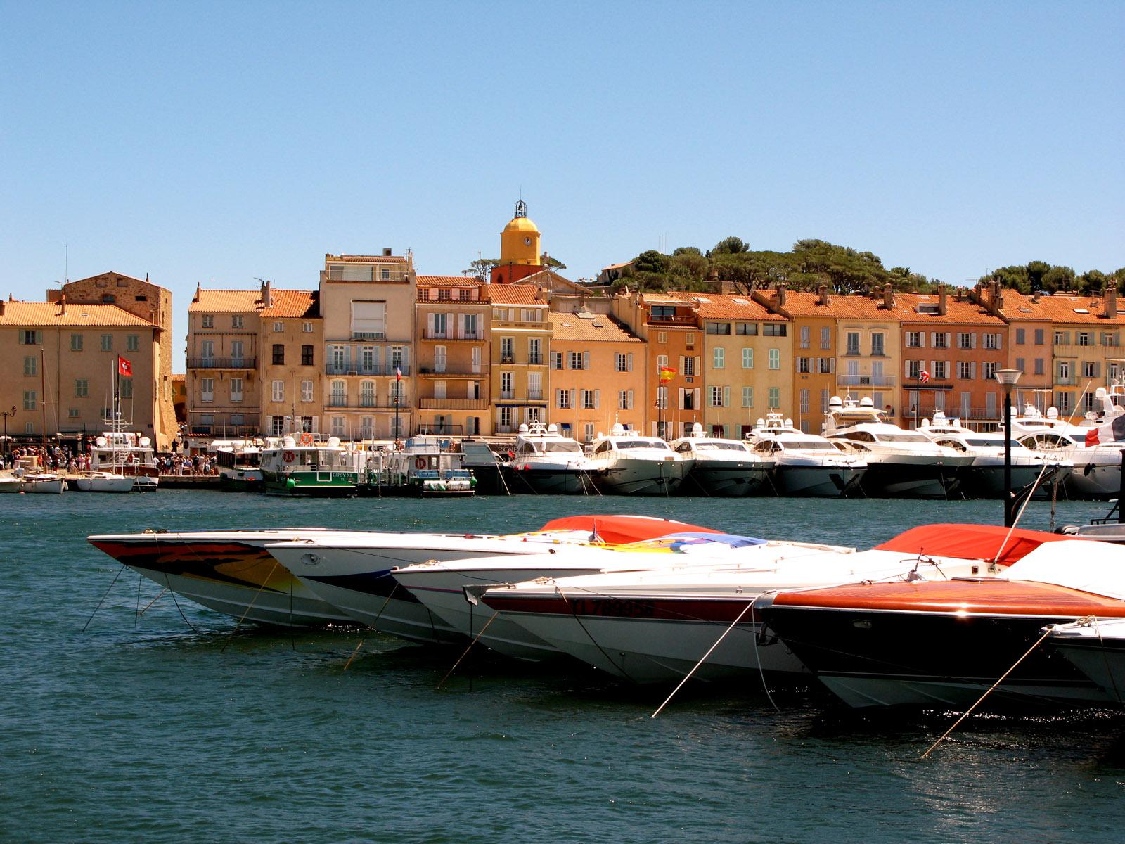 Le Port de Saint Tropez 1600x1200