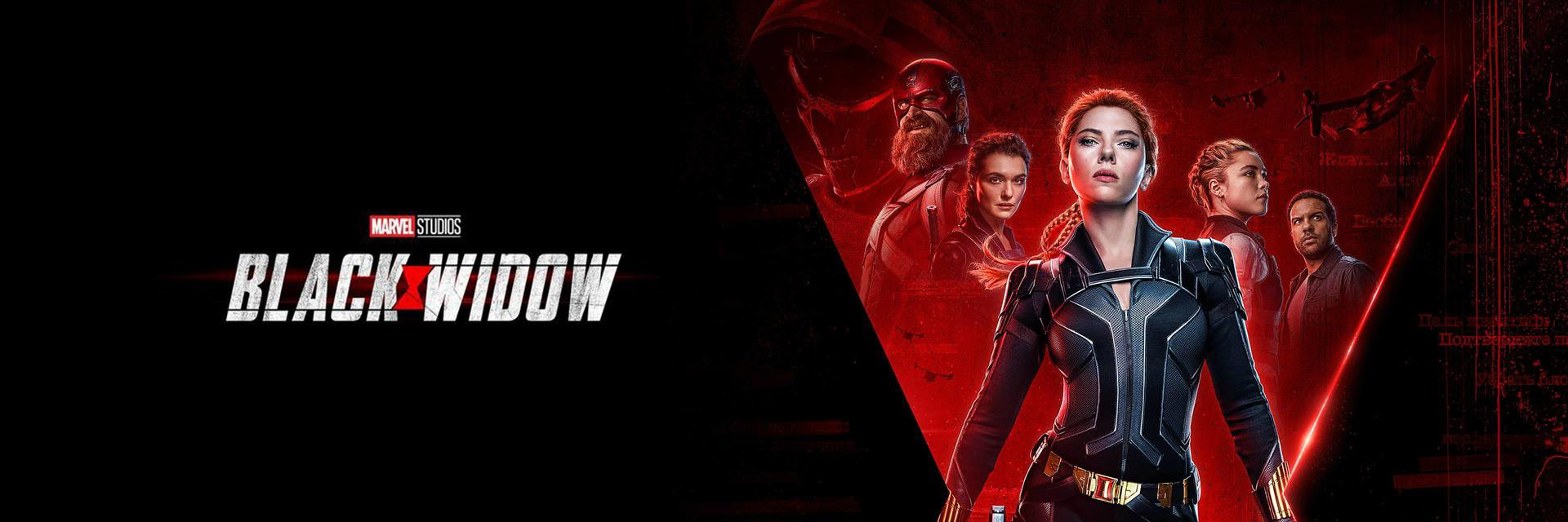 Black Widow character hi res posters Movie Wallpapers 1920x640