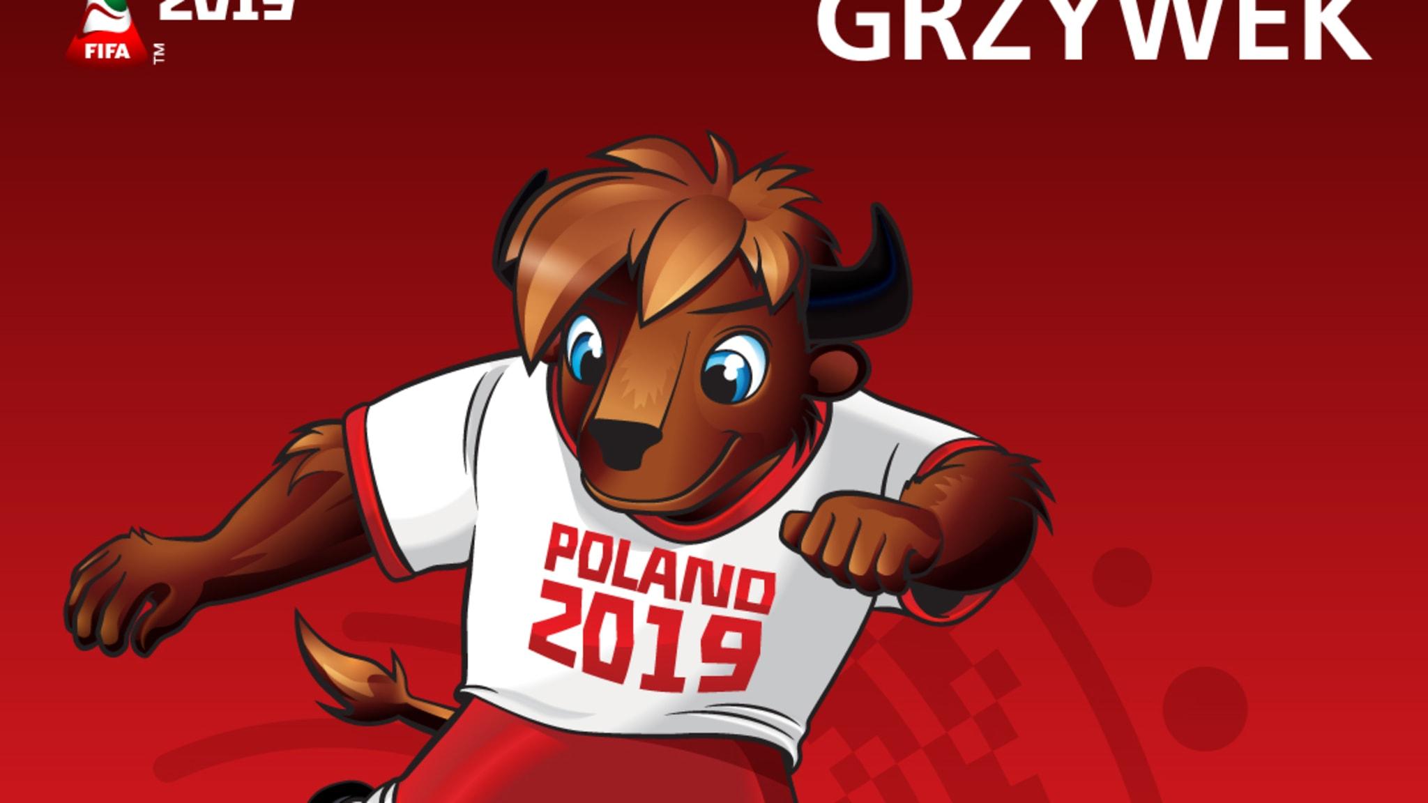 FIFA U 20 World Cup Poland 2019   News   Grzywek revealed as 2048x1152