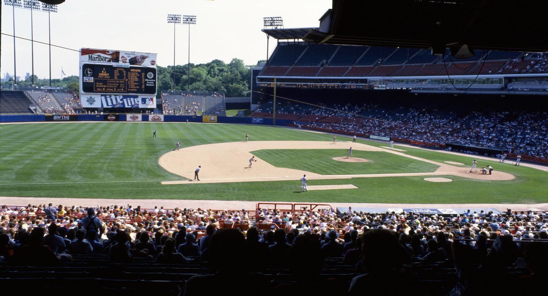 1700 1275 Milwaukee County Stadium