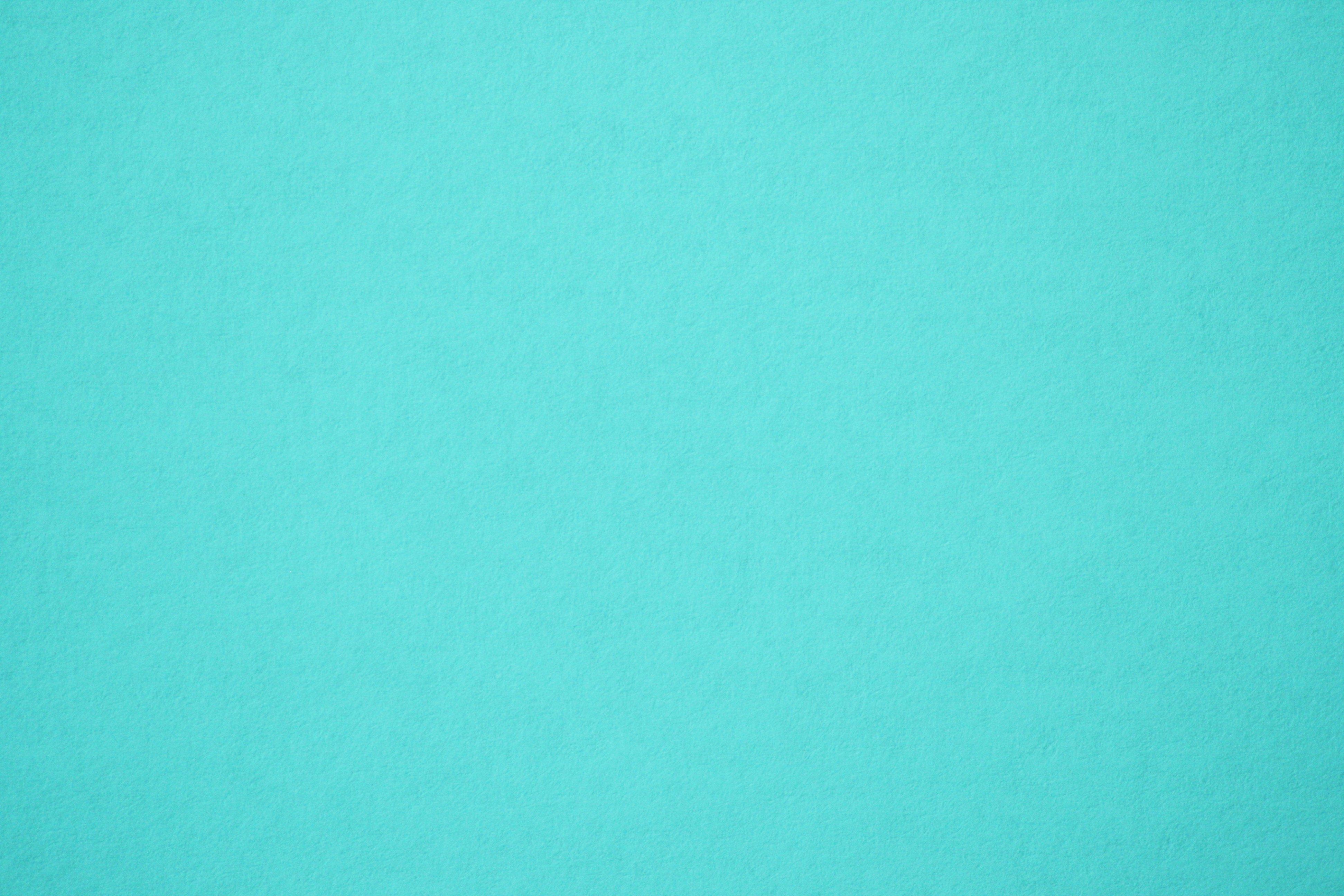 Turquoise Paper Texture Picture Photograph Photos Public 3888x2592