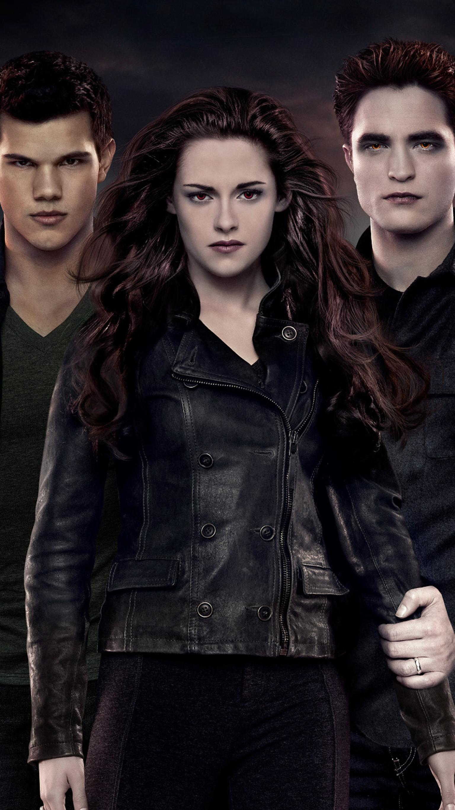 The Twilight Saga Breaking Dawn   Part 2 2012 Phone Wallpaper 1536x2732