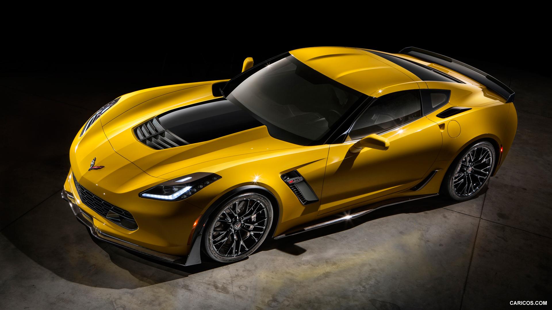 2015 Chevrolet Corvette Z06   Top HD Wallpaper 12 1920x1080