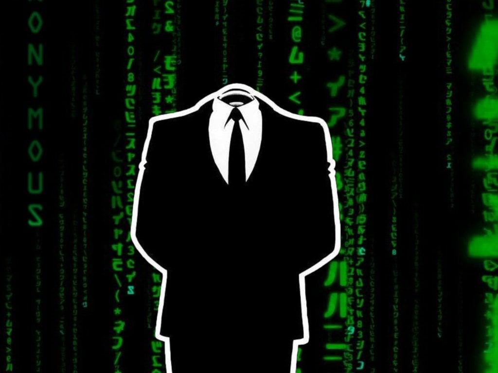 cool anonymous wallpapers wallpapersafari