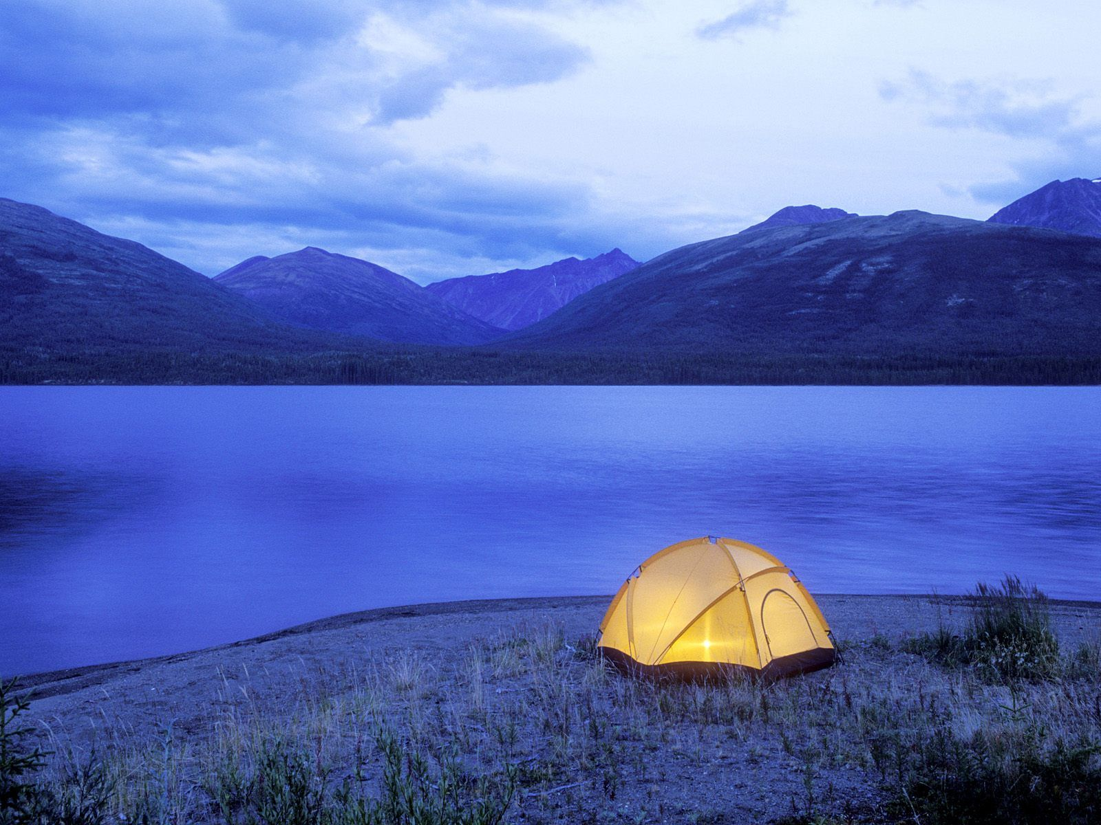 Nature Lakeside Camping picture nr 40422 1600x1200