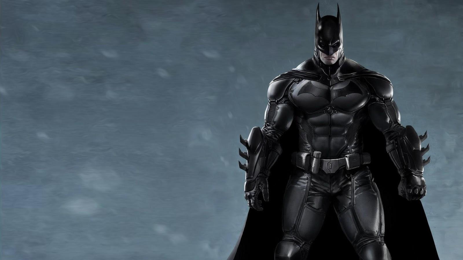 Batman Arkham Origins Wallpaper 1600x900