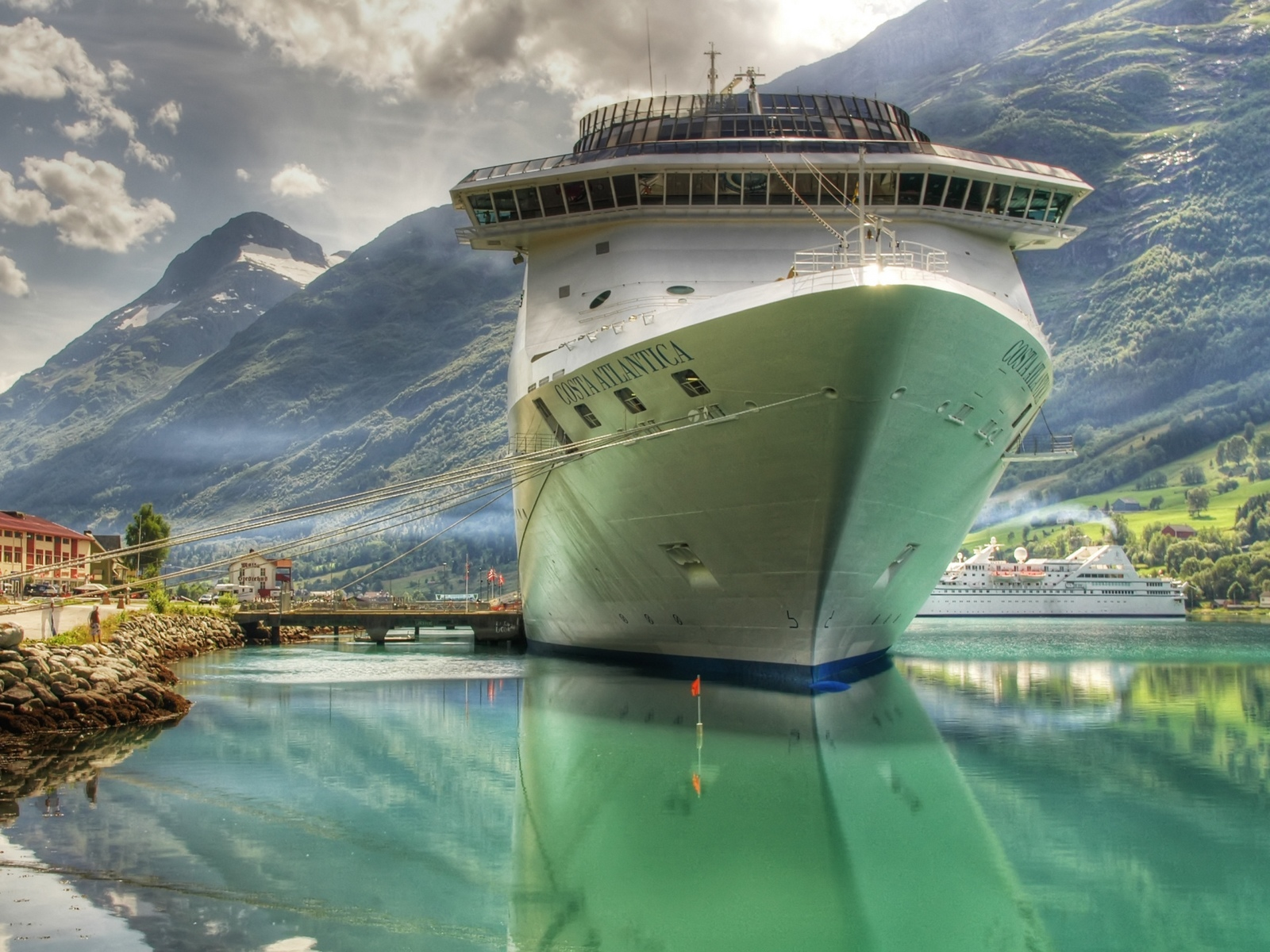 Cruise Ship Anchor Wallpapers Cruise Ship Anchor HD 1600x1200