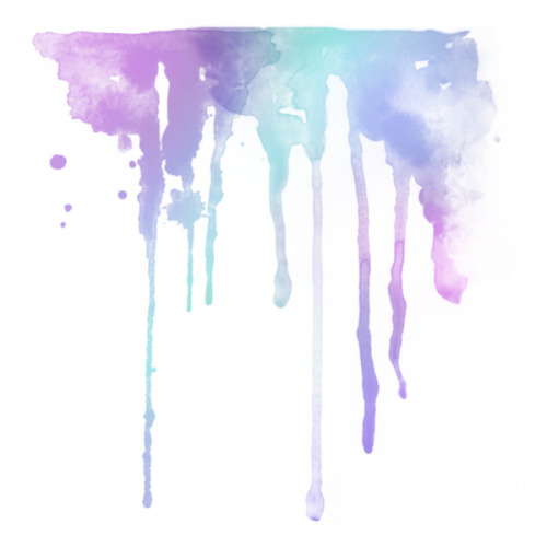 polyvore backgrounds splashes effects watercolor fillers 500x500