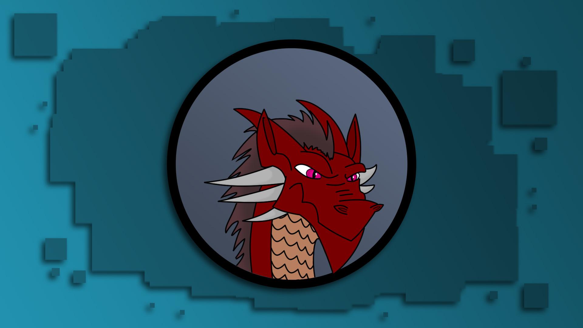 Cartoon Dragon Background by PugWizer on deviantART 1920x1080