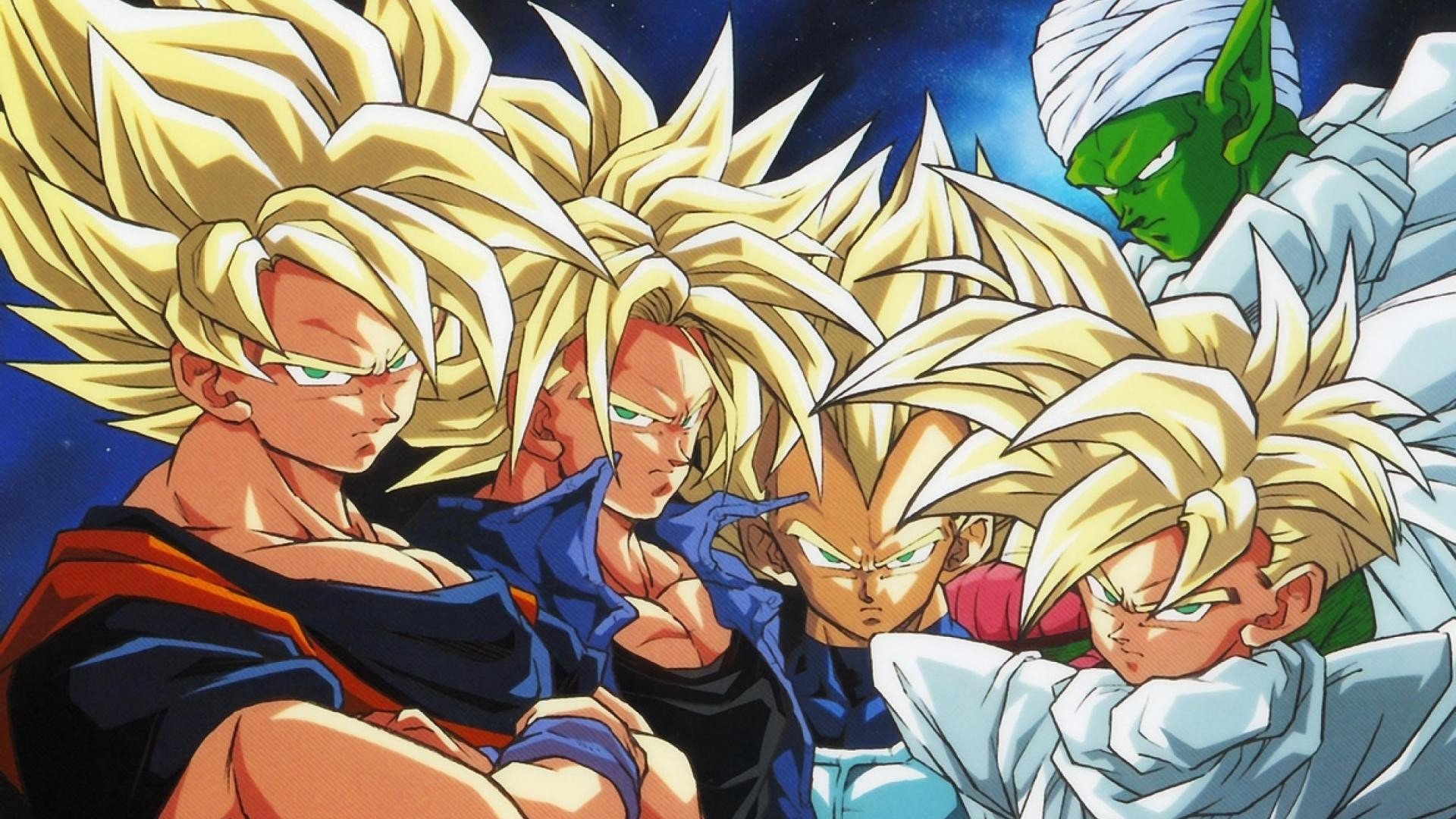 Dragon Ball Z Trunks Wallpaper 66 images 1920x1080