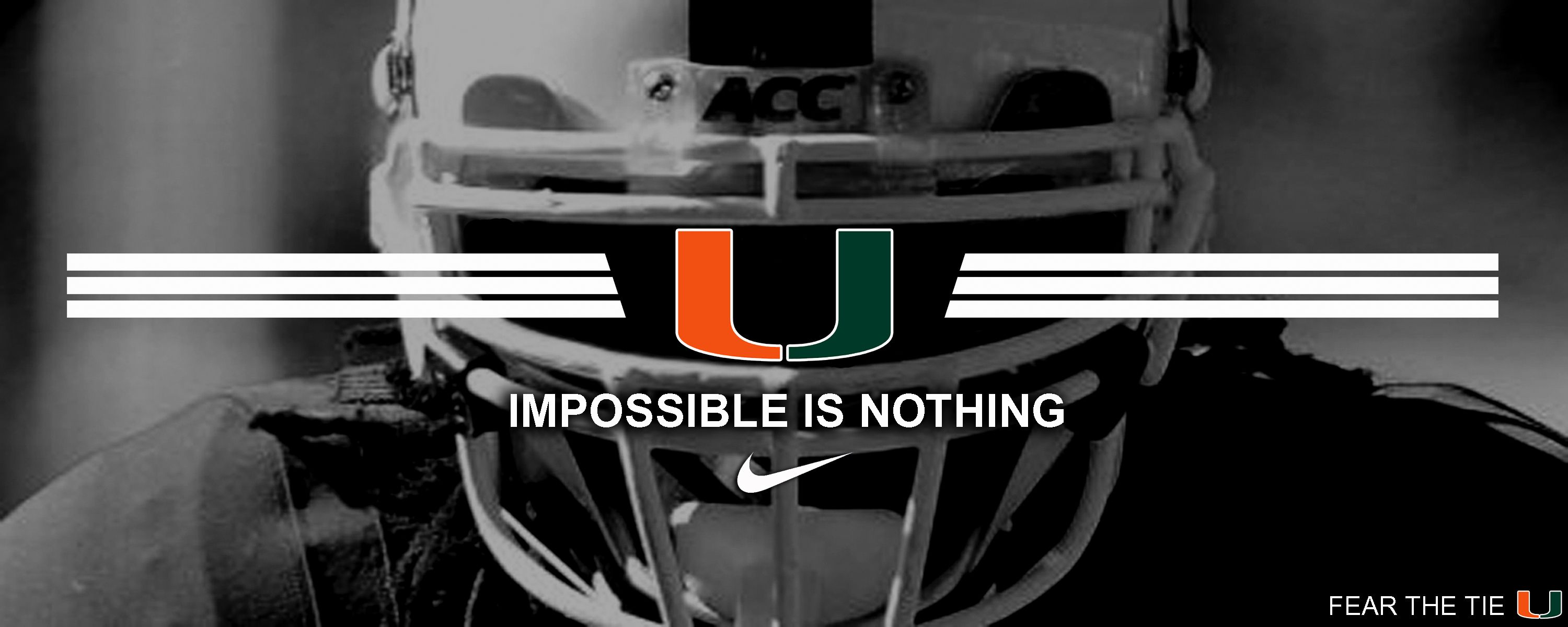 Miami Hurricanes HD Wallpaper - WallpaperSafari