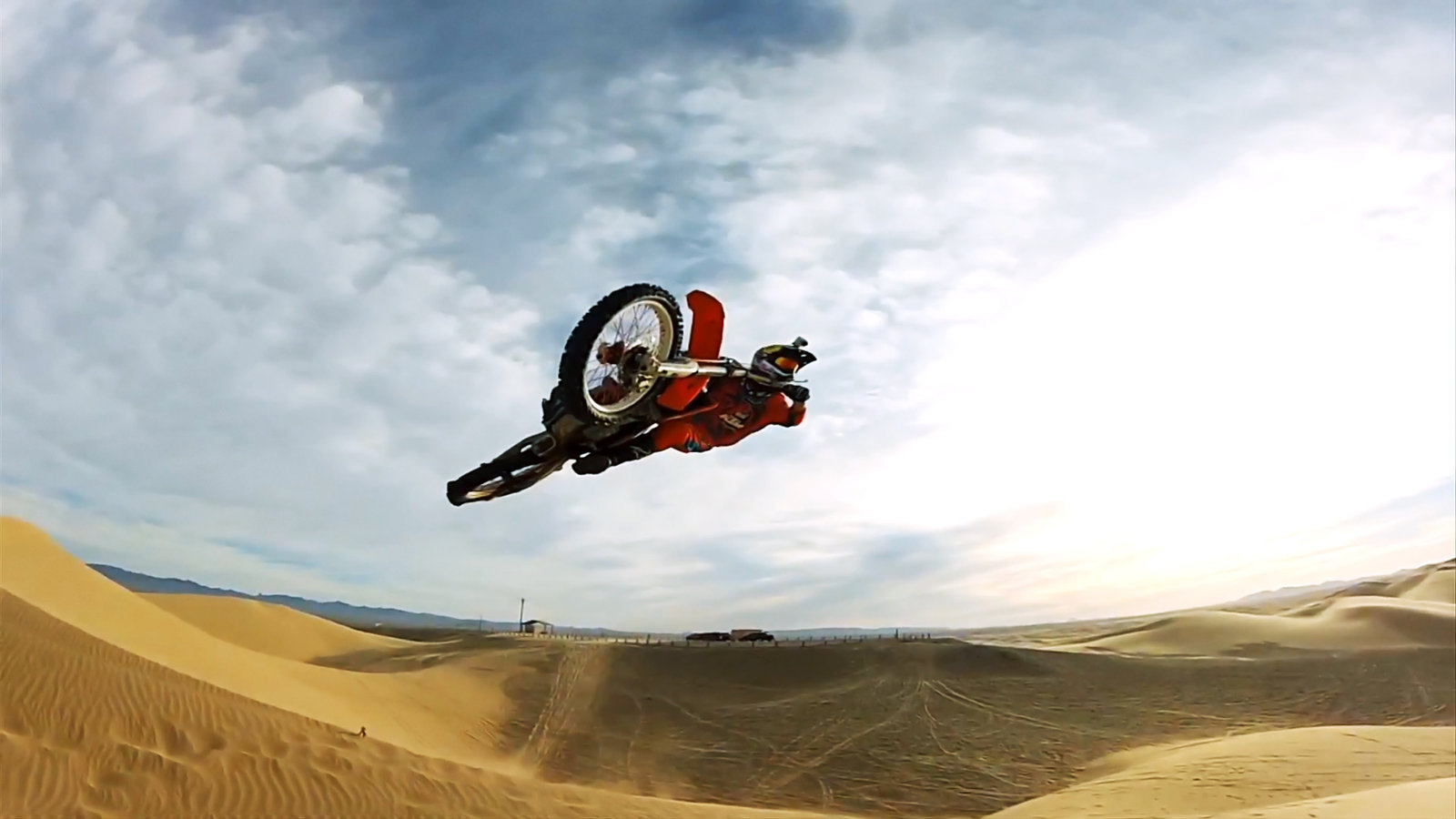 GoPro Motorcycle Wallpaper by shuux 1600x900