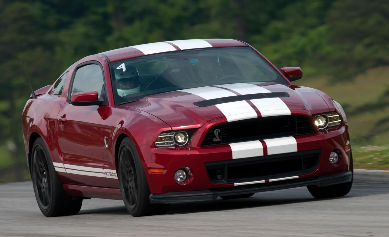 2013 Ford Mustang Shelby GT500 coupe 1280x782