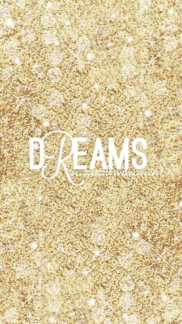 Free Download Gold Glitter Iphone Wallpaper 638x1136 For Your