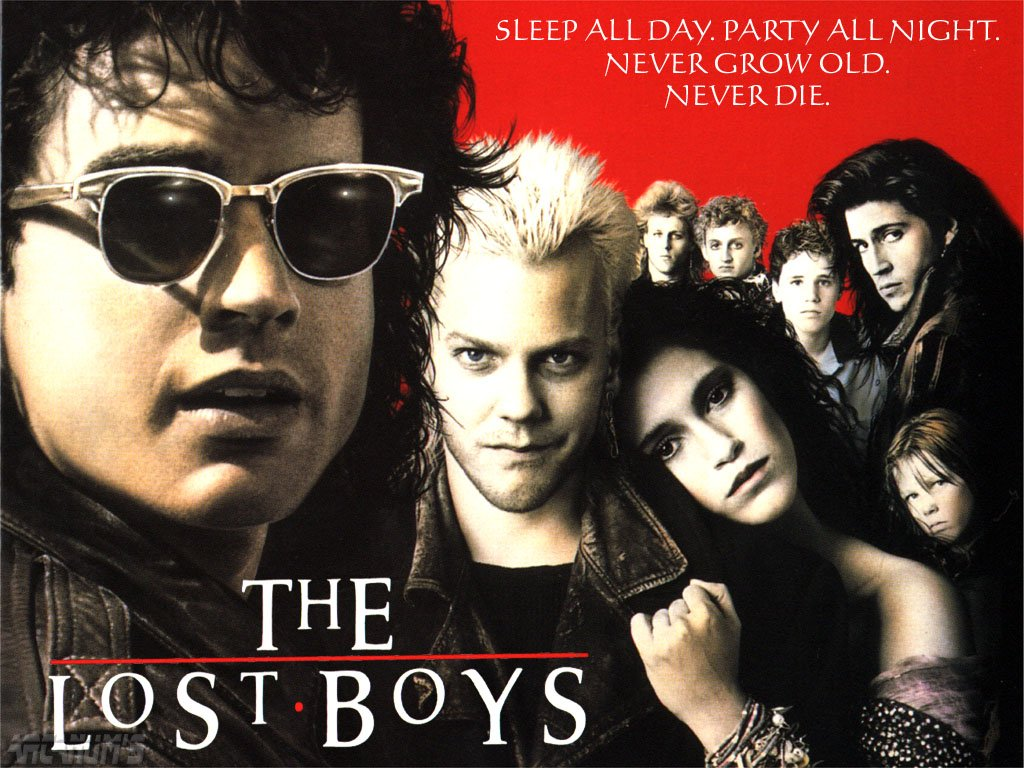 Throwback Films The Lost Boys   Hanford Fox Theatre 1024x768