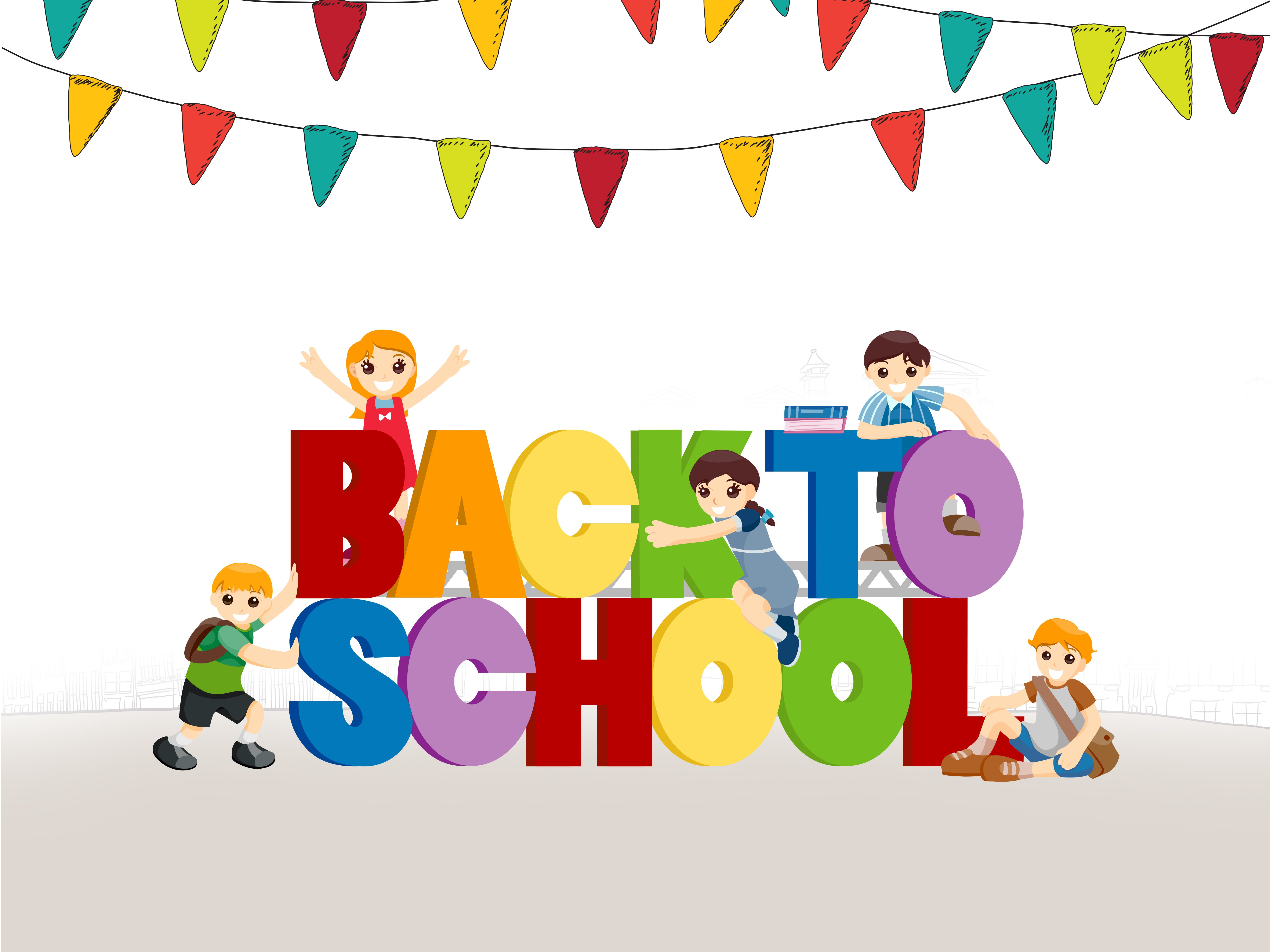 Welcome Back to School Wallpapers   Top Welcome Back to 6000x4500