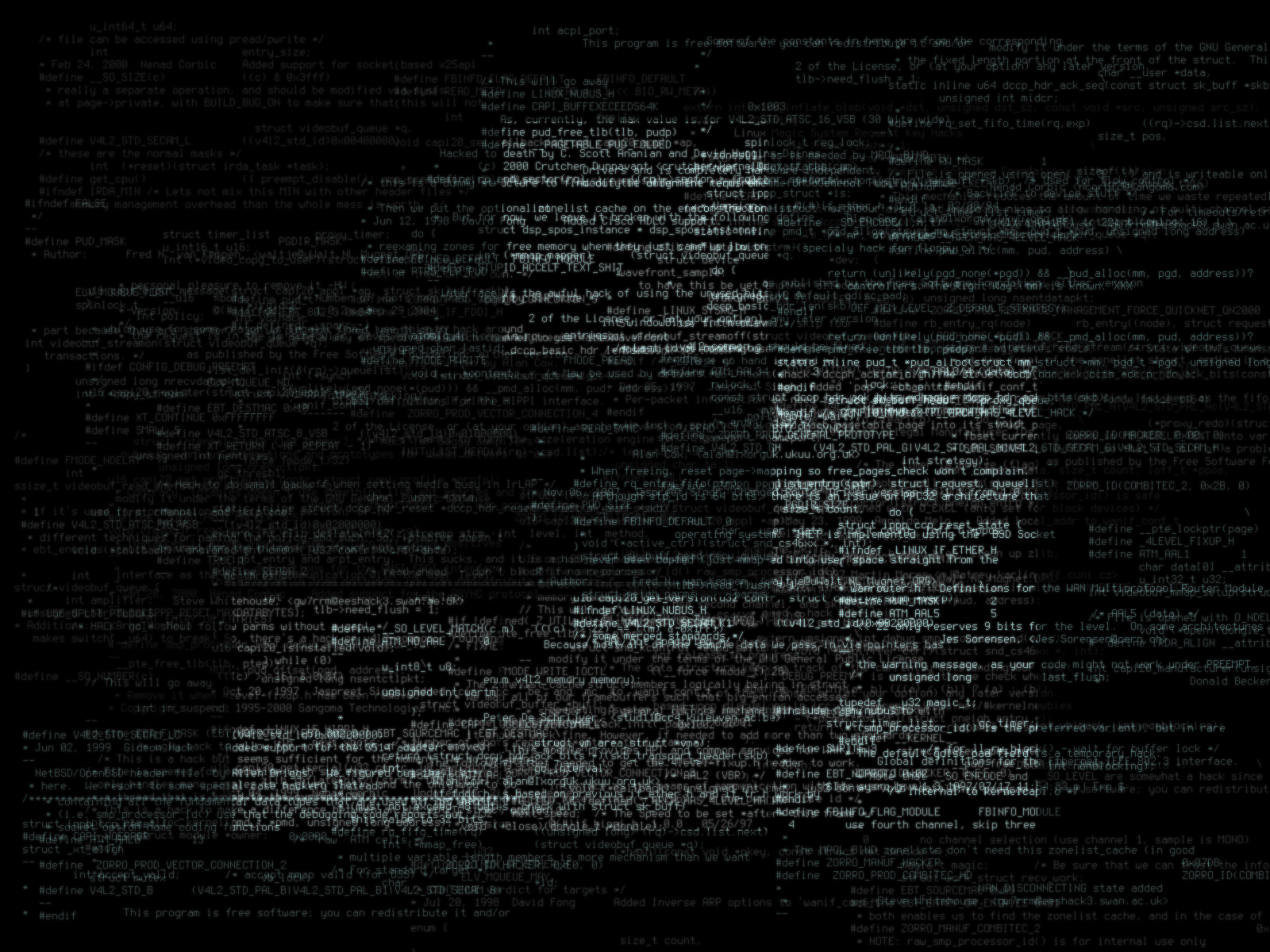 hacker redux by hashbox customization wallpaper minimalistic dark 2009 1600x1200