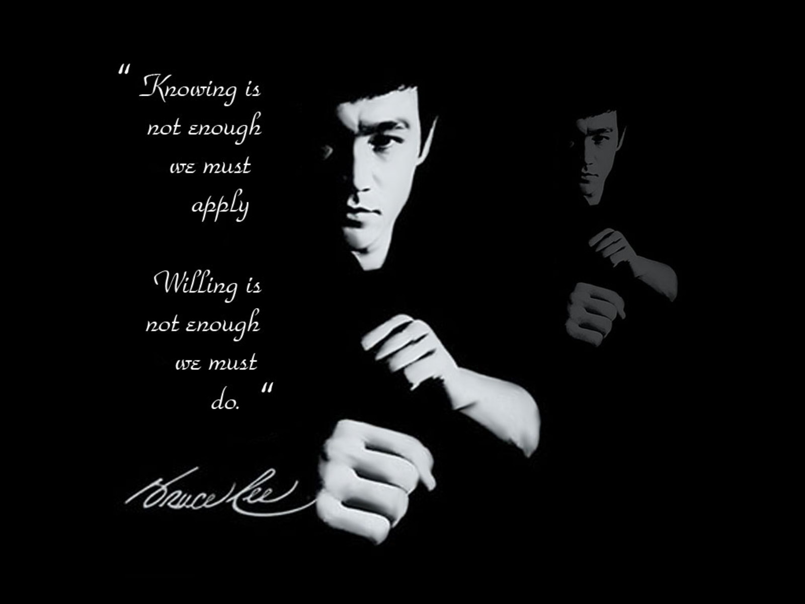 Jeet Kune Do Wallpaper Awesome Wallpapers 1600x1200