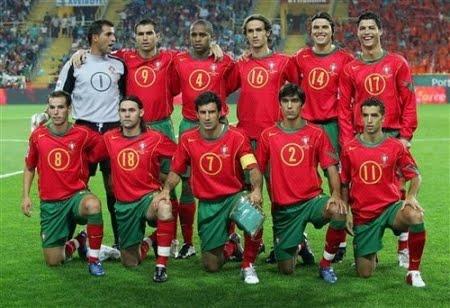 Football Wallpapers Portugal Football Team 450x308