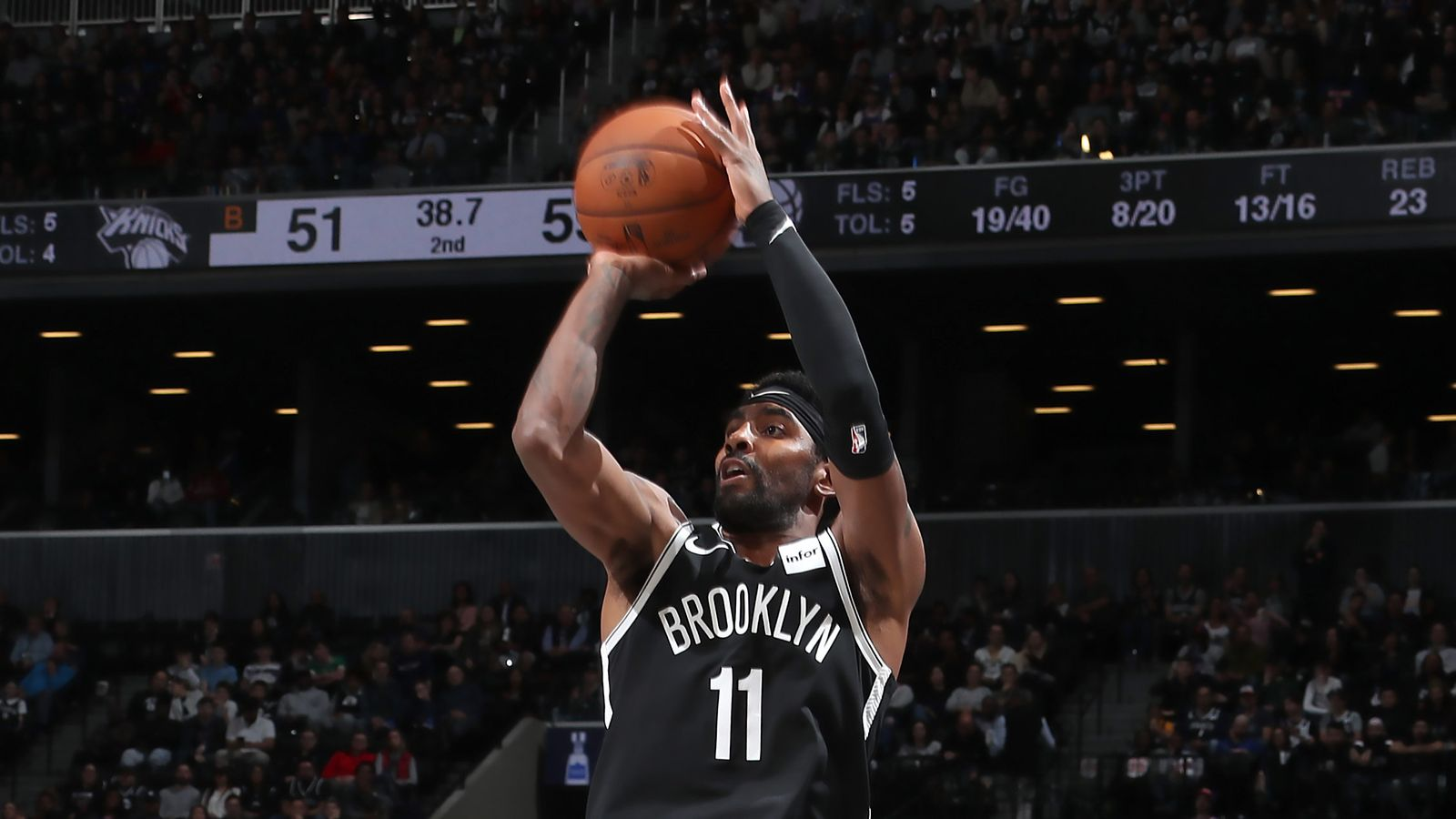 Ovie Soko says Kyrie Irving means business with Brooklyn Nets this 1600x900
