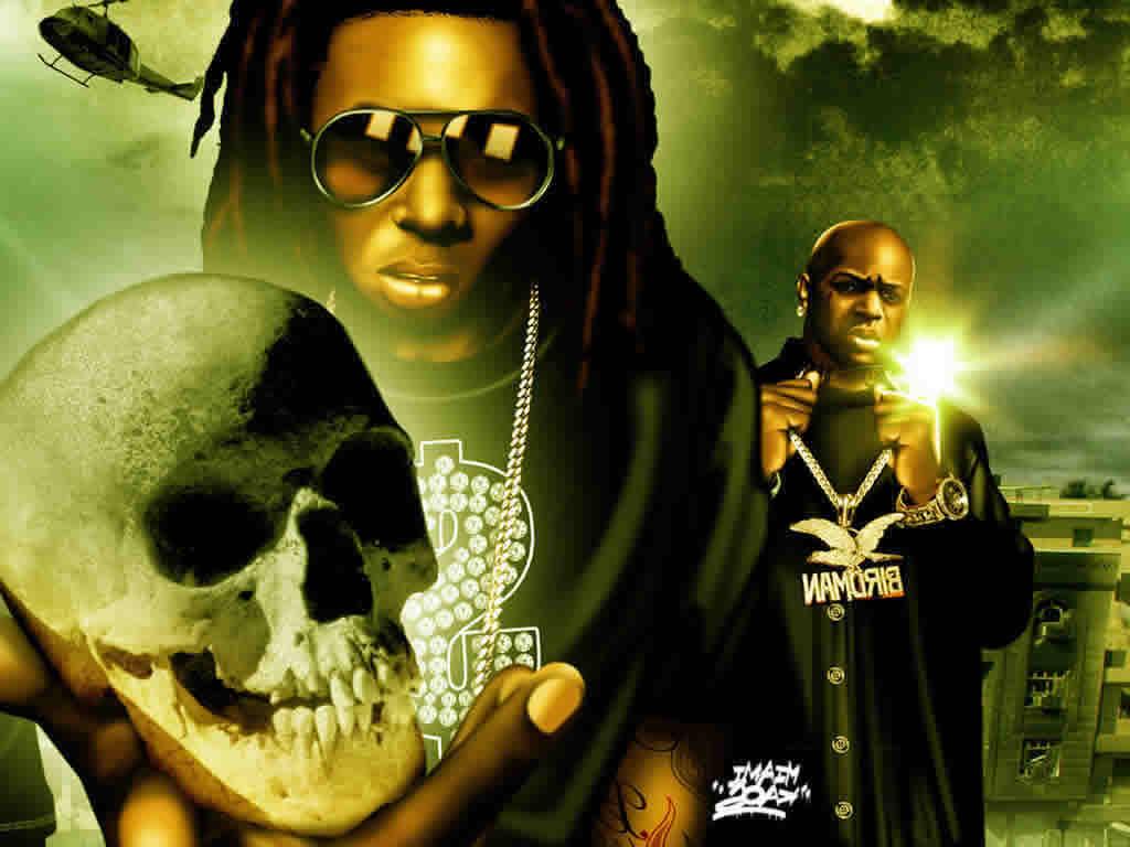 Labels Lil Wayne Wallpapers 1024x768