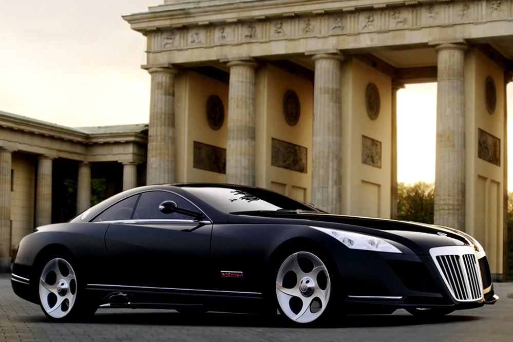 Maybach Exelero wallpapers Vehicles HQ Maybach Exelero pictures 999x666