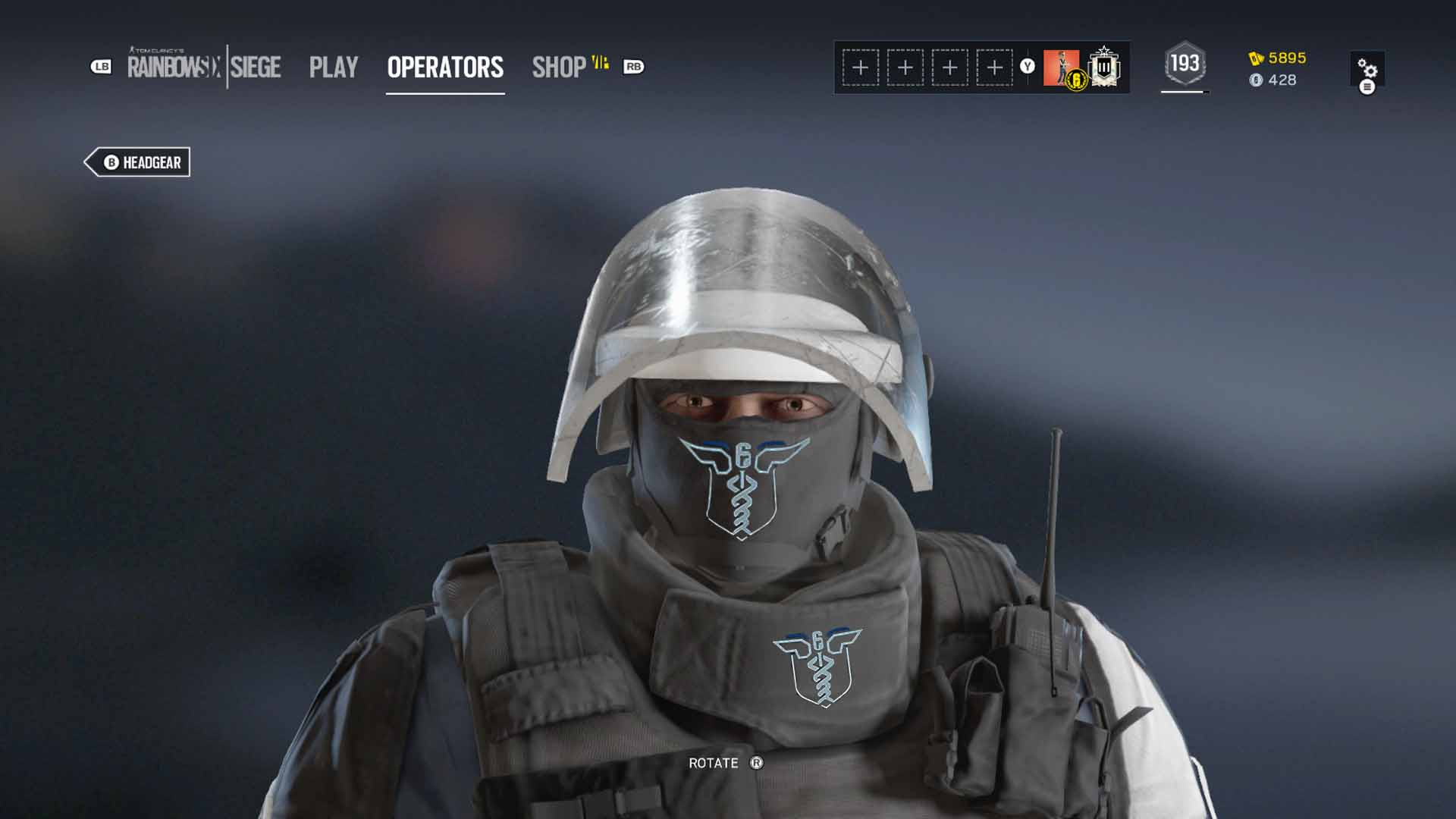 Free Download I Made An Operation Health Headgear For Doc