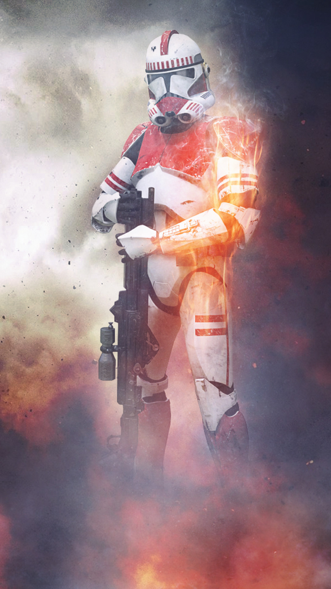 Free Download Clone Trooper Iphone Wallpaper 30 Background