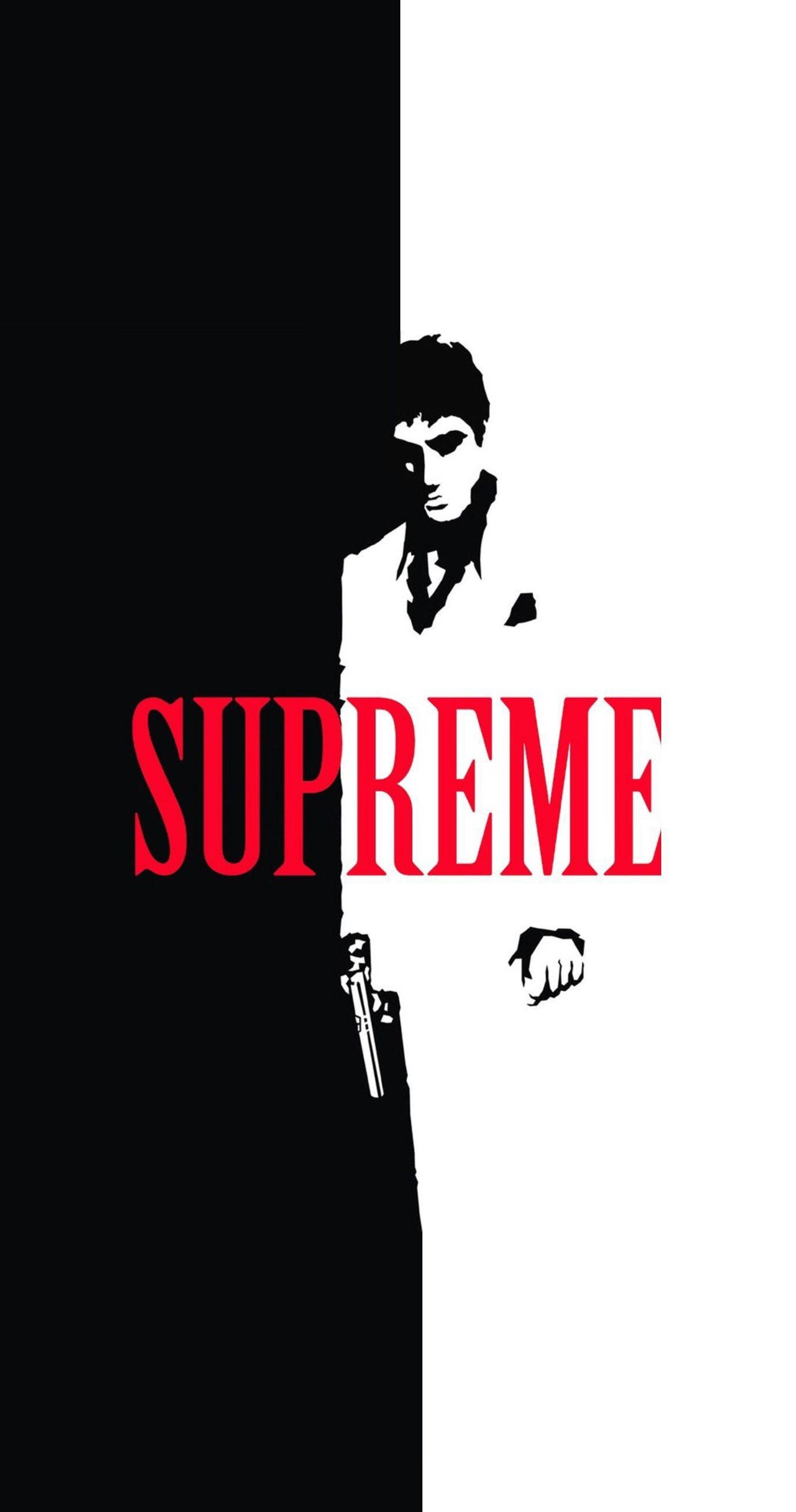 80 Scarface Hd Wallpapers on WallpaperPlay 1370x2601