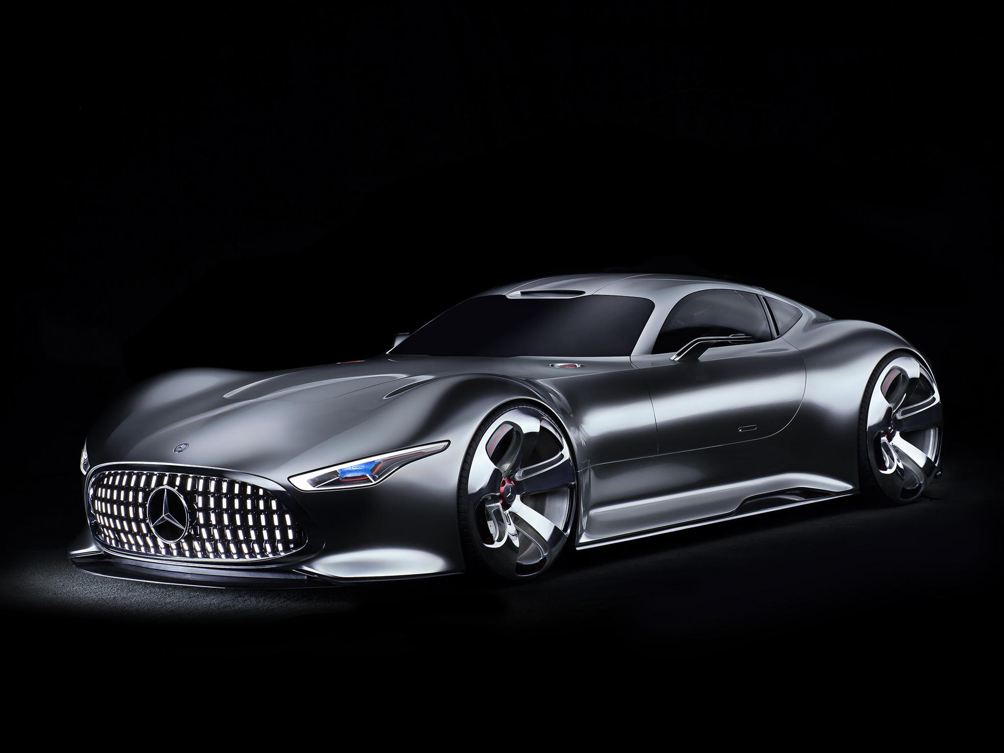 Mercedes Benz AMG Vision Gran Turismo Concept 2048x1536