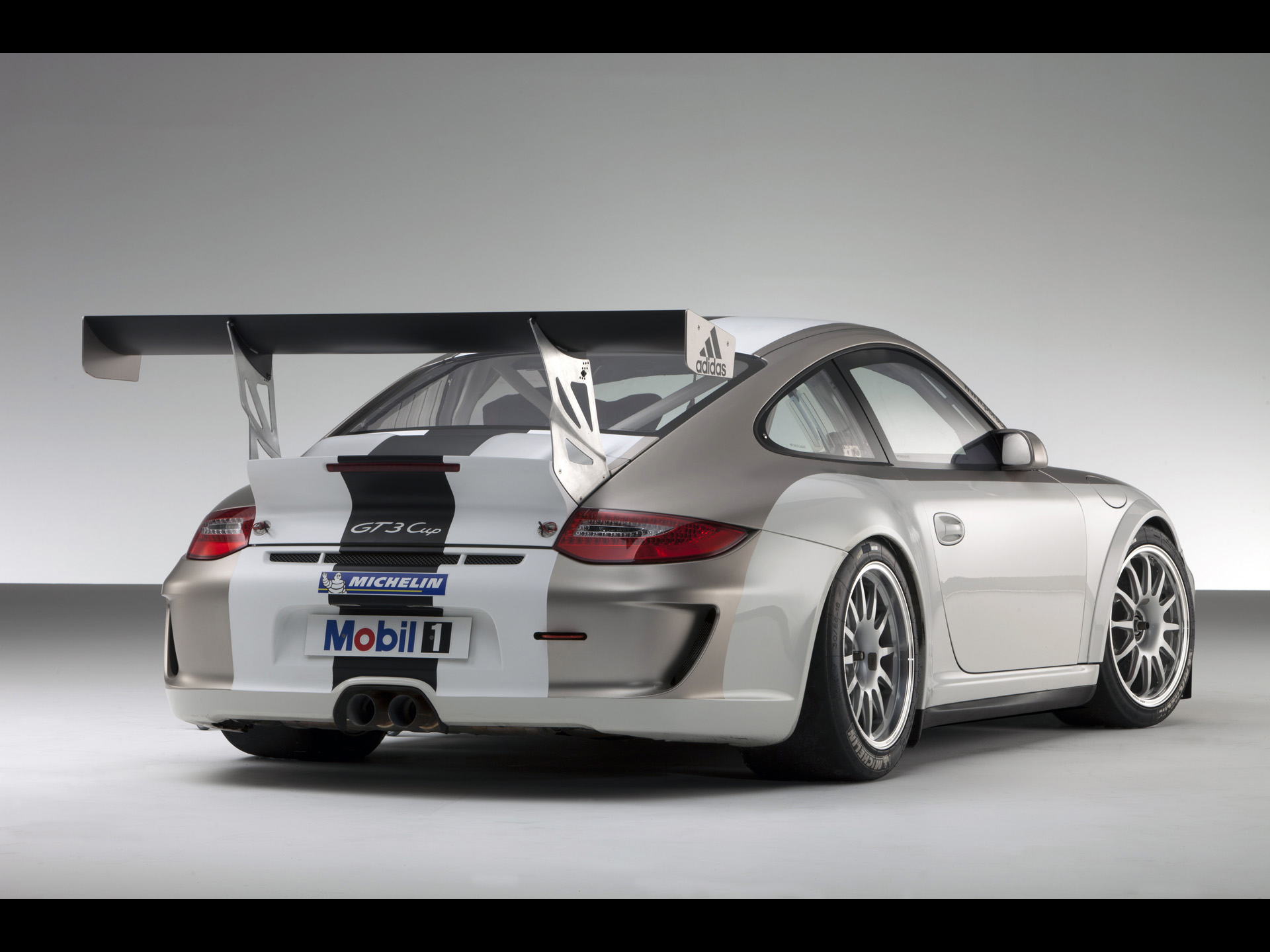 2012 Porsche 911 GT3 Cup   Rear Angle   1920x1440   Wallpaper 1920x1440