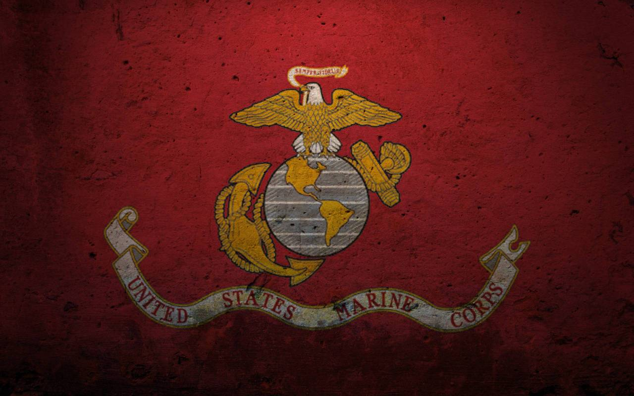 USMC Marine Wallpaper 1280x800 USMC Marine Corps 1280x800
