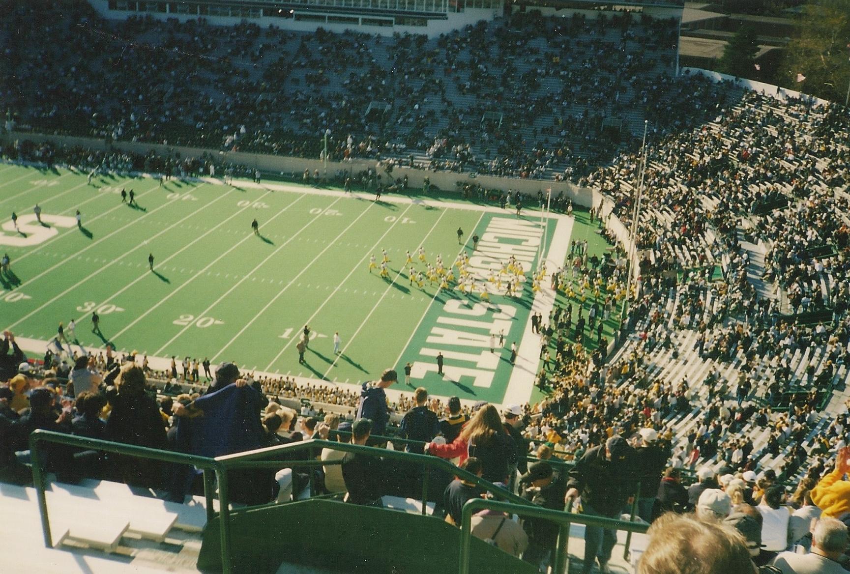 Michigan Vs Michigan State Football History image photo 1729x1168