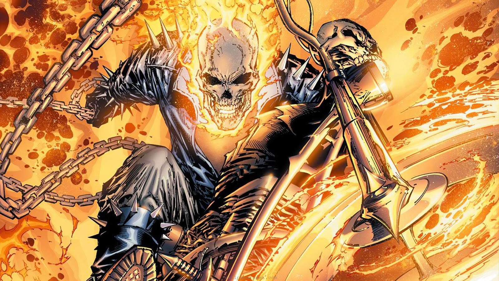 HD Wallpapers Ghost Rider 2 Wallpapers Collection 1600x900