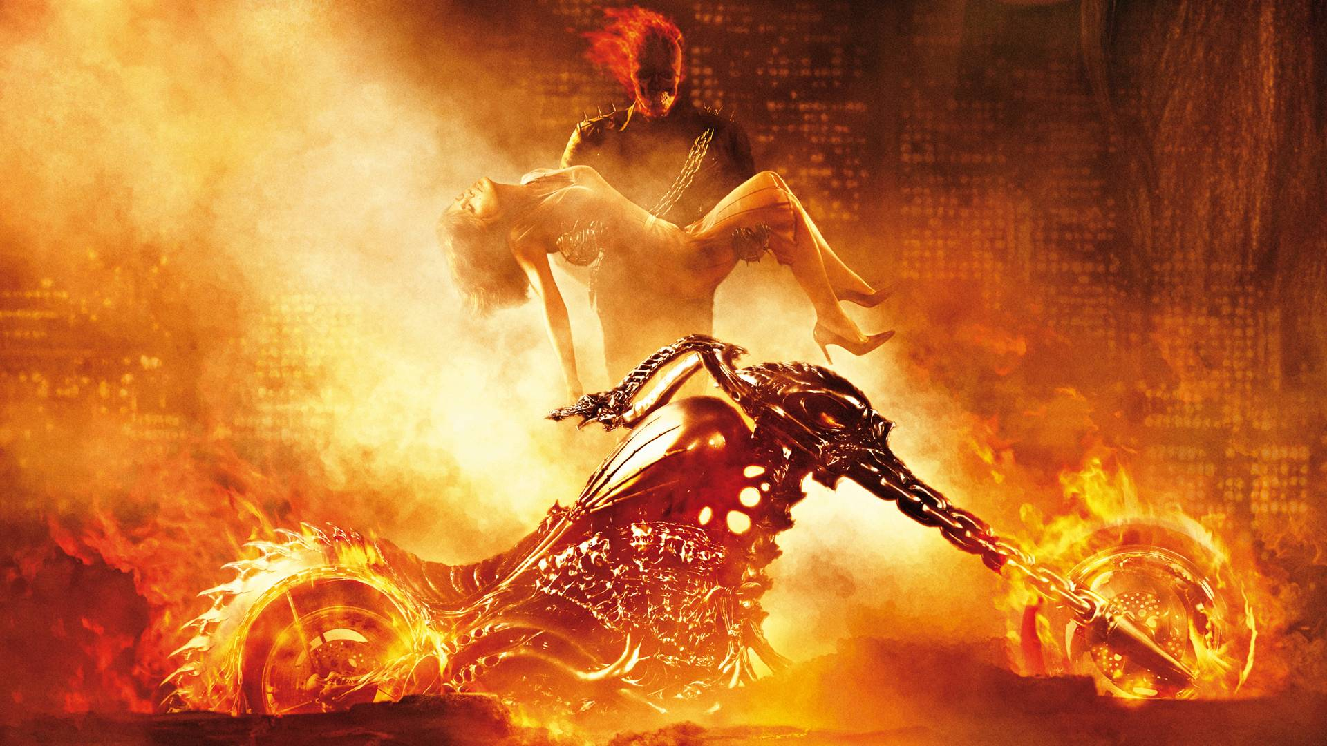 Ghost Rider HD Wallpapers 1920x1080