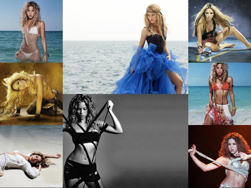 Shakira Animated Wallpaper   DesktopAnimatedcom 800x600
