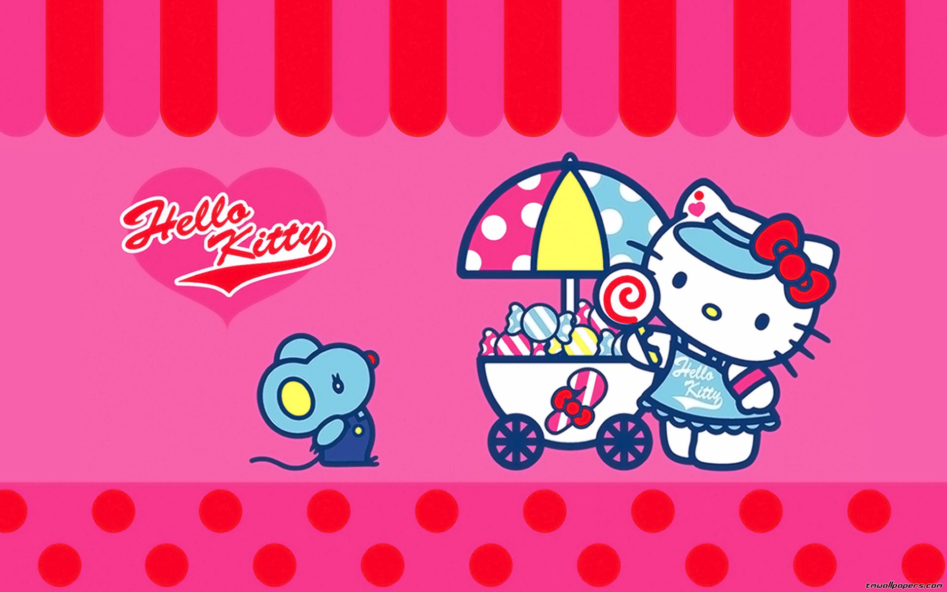 TM.Wallpapers Wide wallpapers e HD wallpapers - Hello Kitty wallpapers