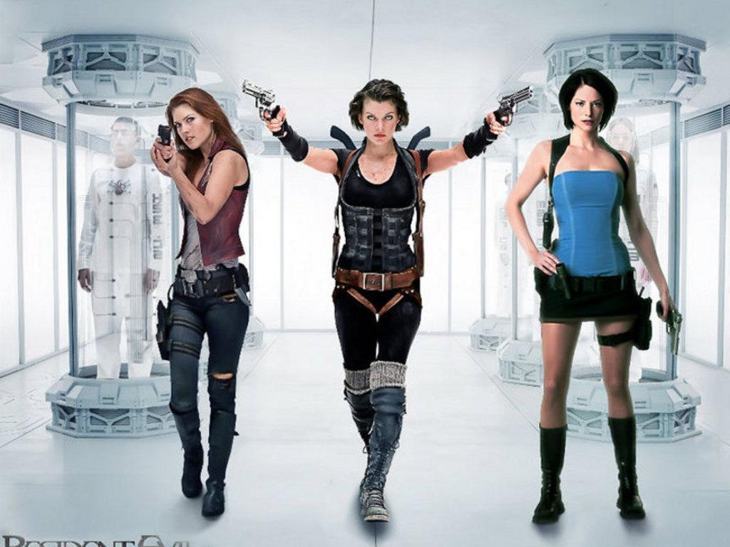 Resident Evil Part 1234 HD 720p EngUrduHindi Download 1024x768