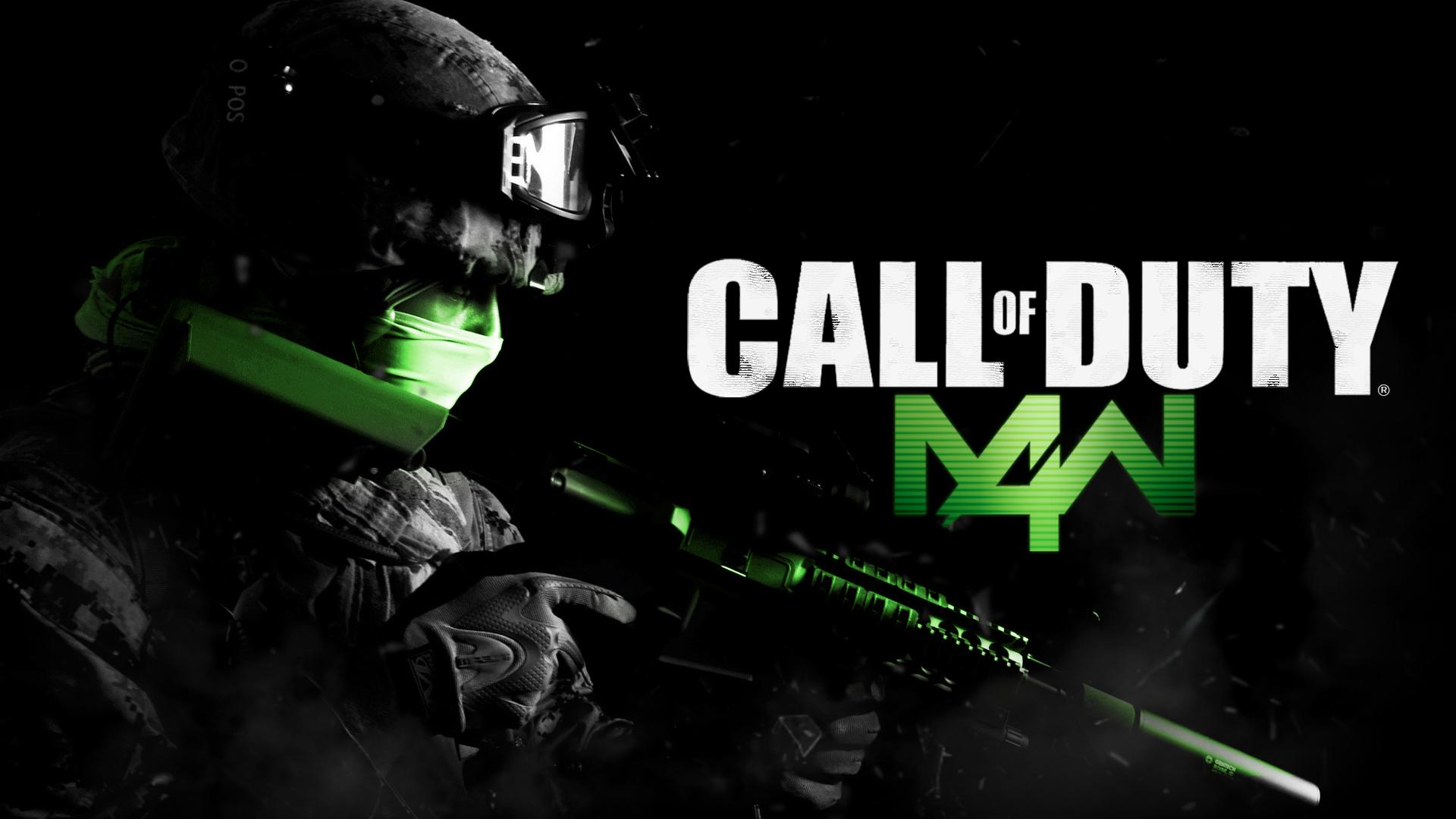 Call of Duty Modern Warfare 4 Trailer Surfaces Its Fake 1920x1080