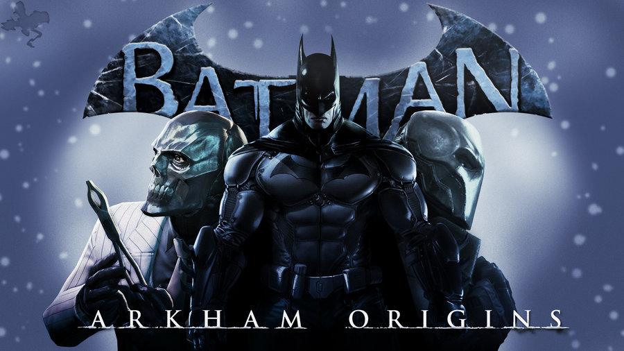 Batman Arkham Origins   Wallpaper by SendesCyprus 900x506
