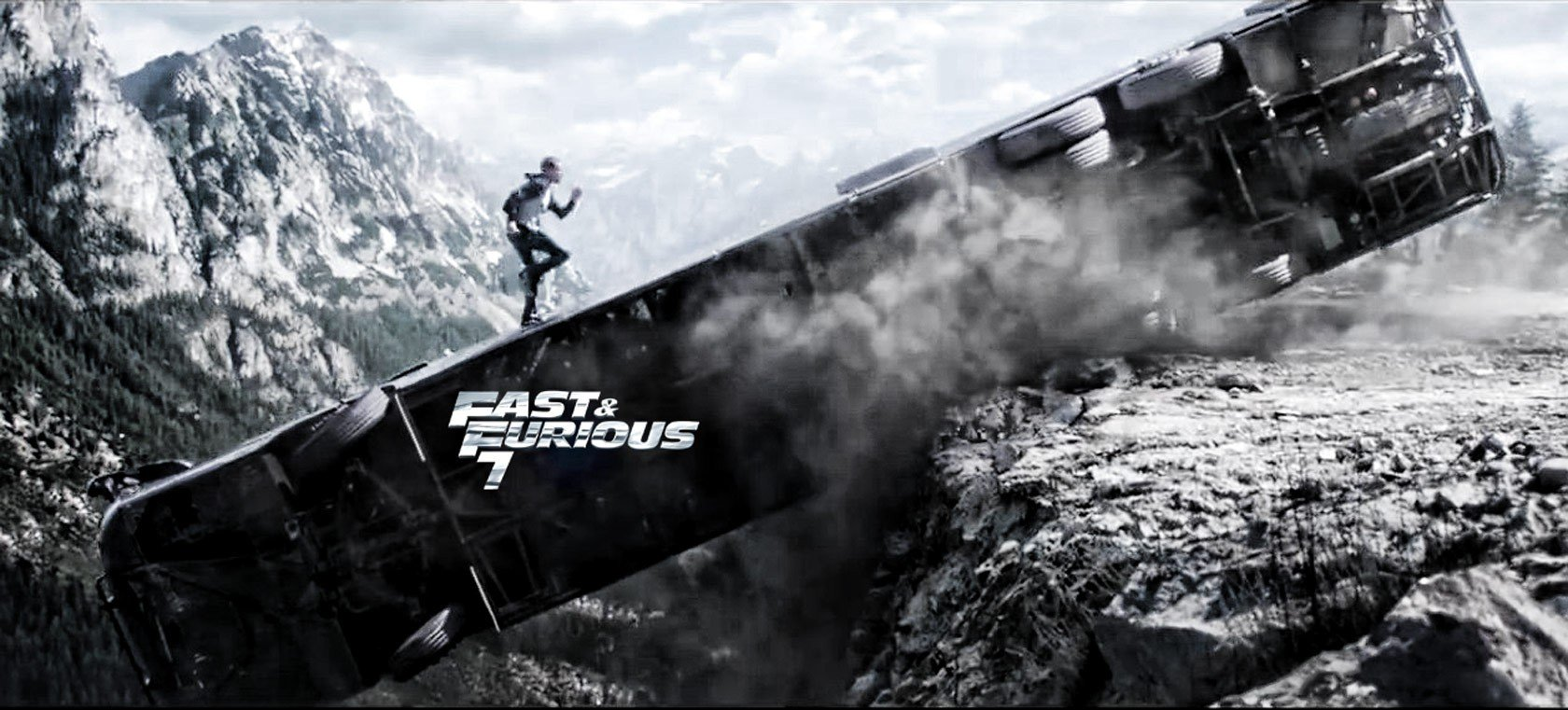 Fast And Furious 7 Movie Action Trailer HD Wallpaper   Stylish HD 1680x761