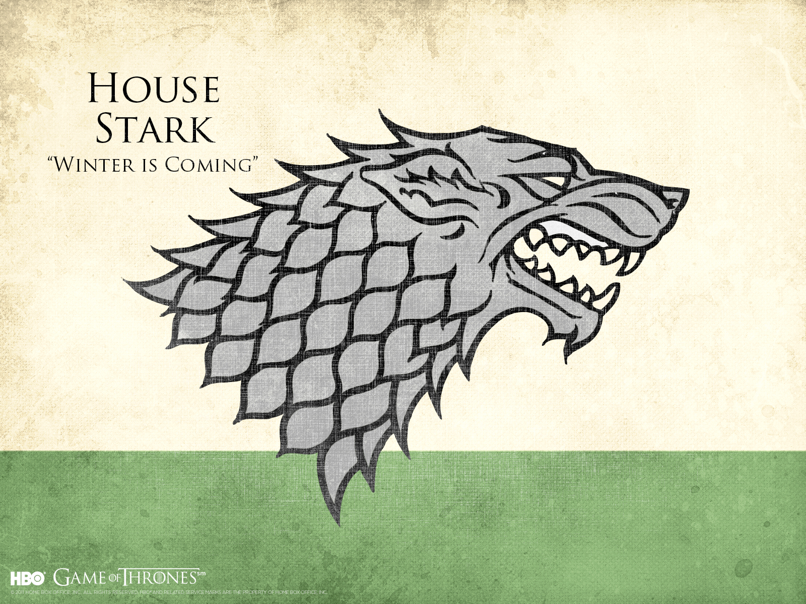 HBO Game of Thrones Extras House Wallpapers 1600x1200
