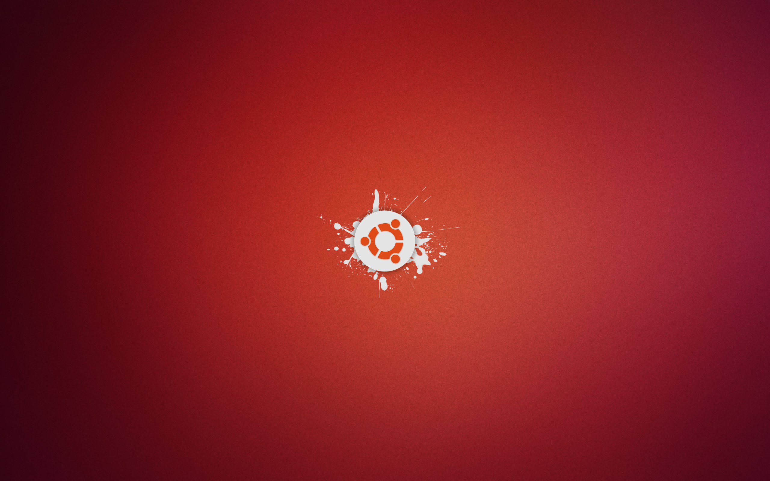 Ubuntu wallpaper 2560x1600