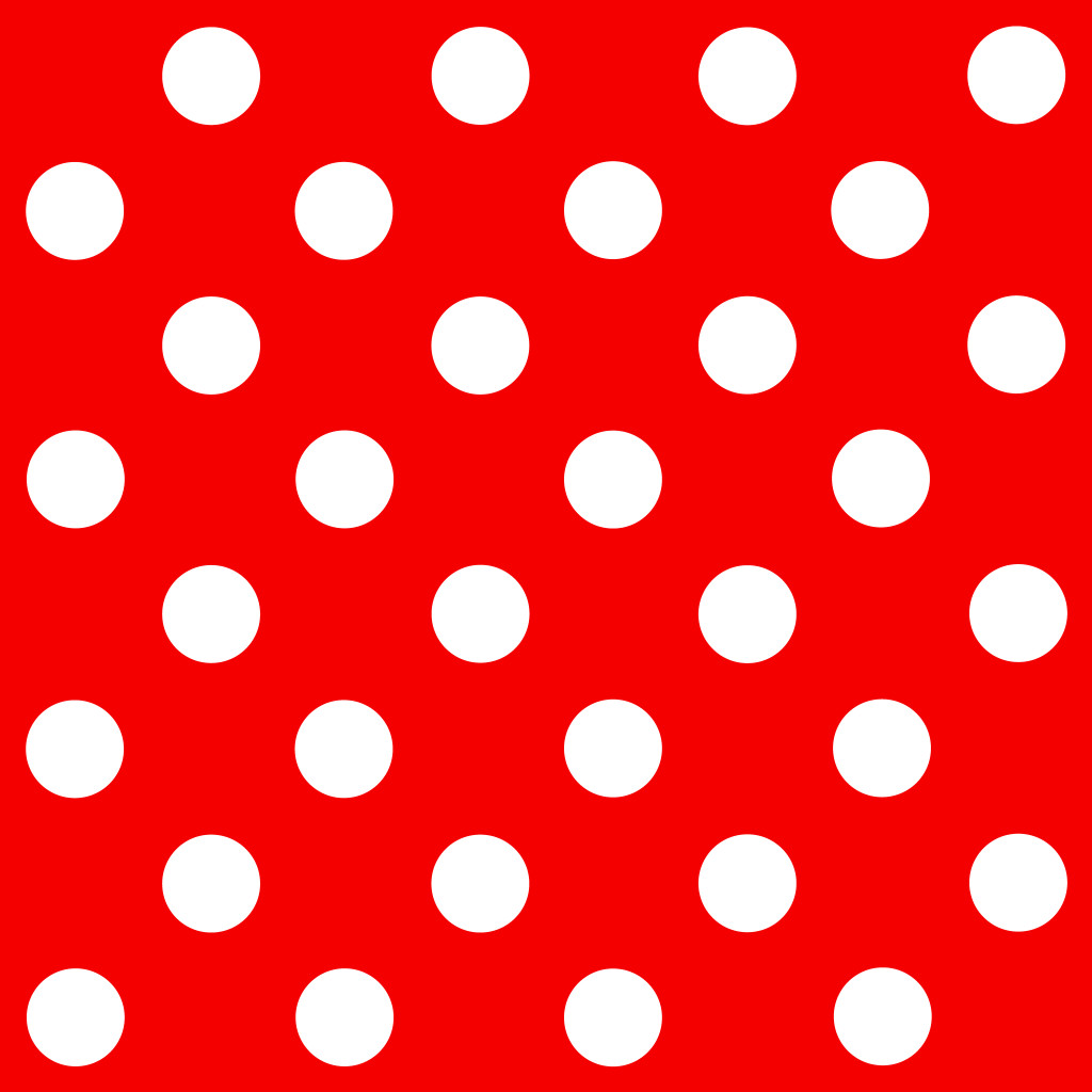 Red Polka Dot Wallpaper - WallpaperSafari