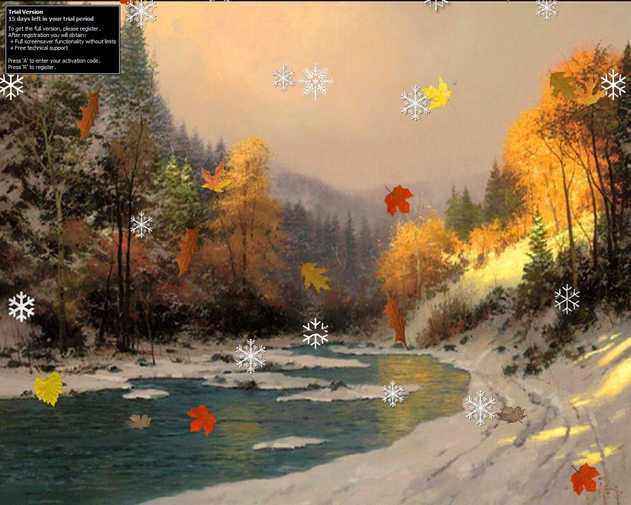 google winter screensavers and wallpaper - photo #20