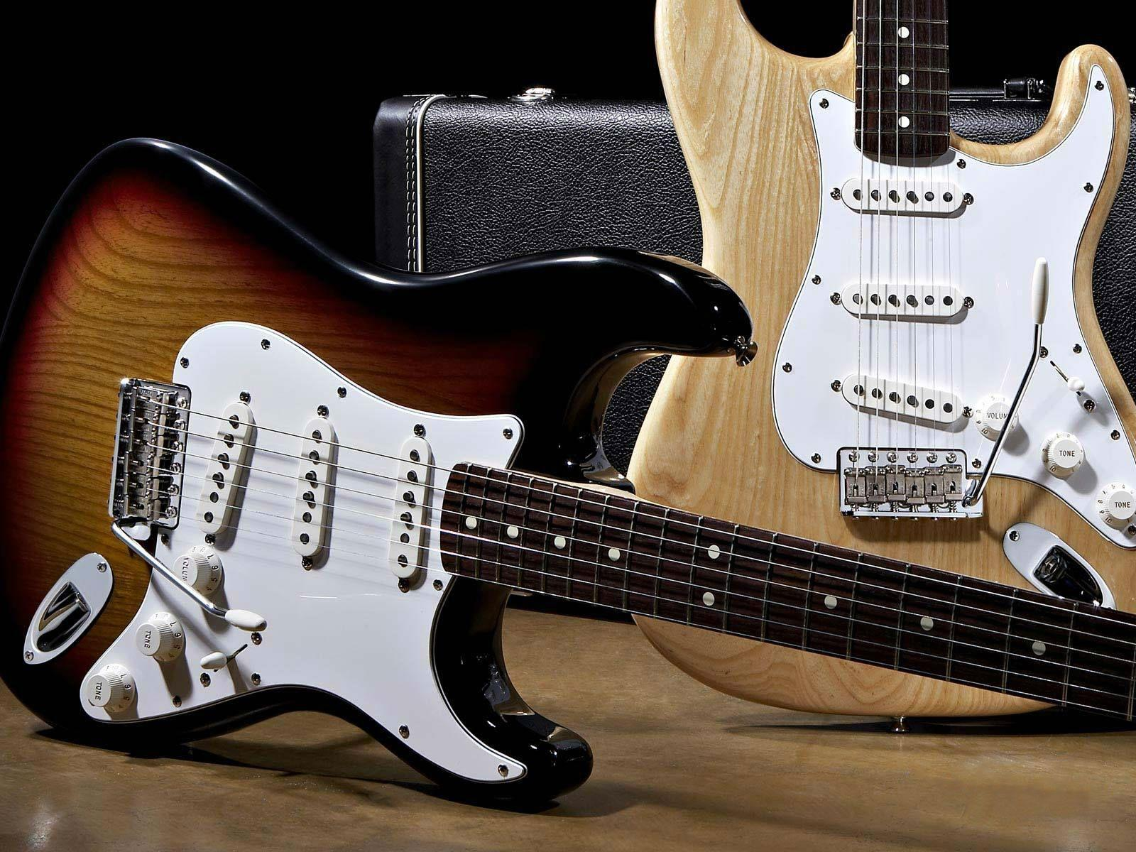 Fender Stratocaster Wallpapers 1600x1200