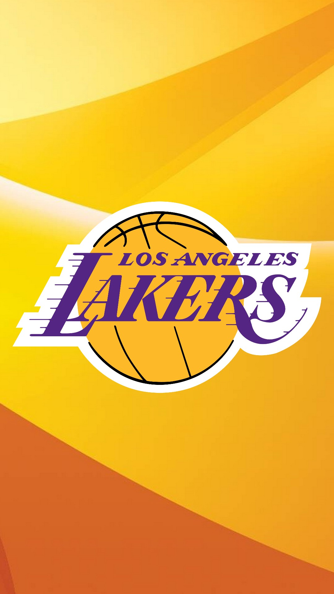 Los Angeles Lakers iPhone Wallpaper   2020 NBA iPhone Wallpaper 1080x1920