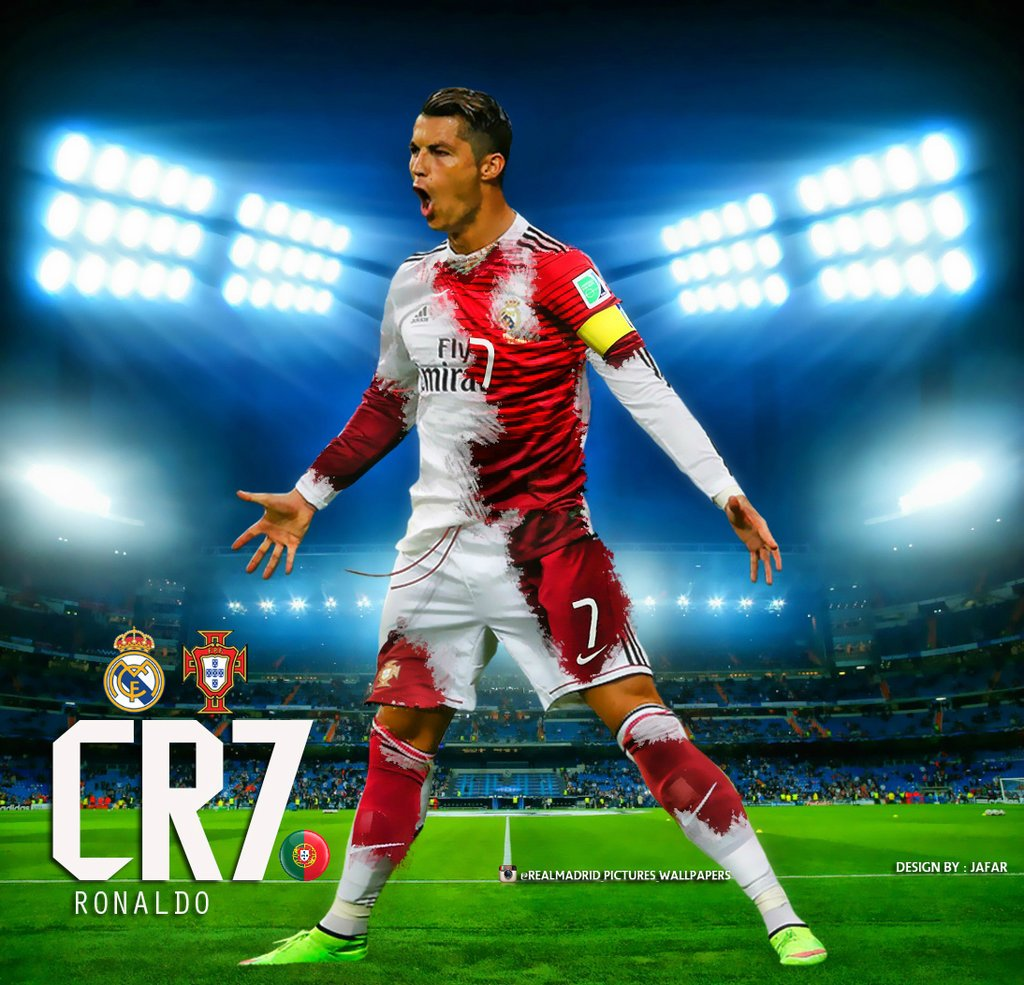Cr7 2015 Wallpaper