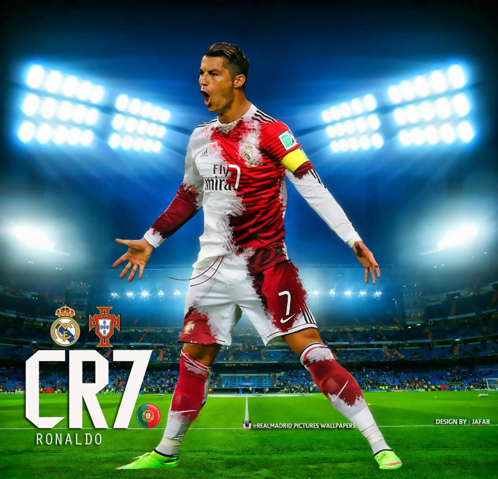 Cristiano Ronaldo Wallpaper: Cr7 2015 Wallpaper
