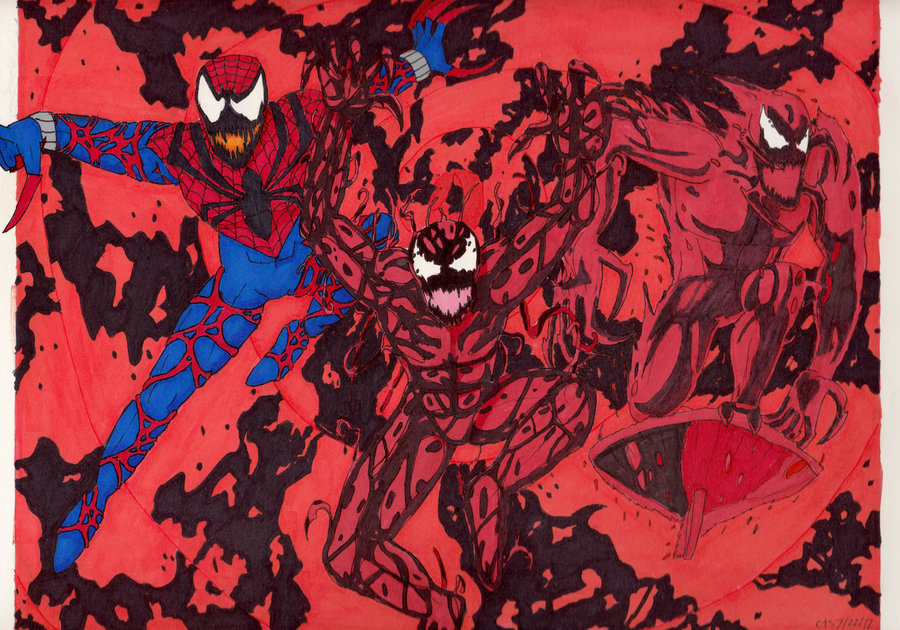 Maximum Carnage Wallpaper Images Pictures   Becuo 900x630